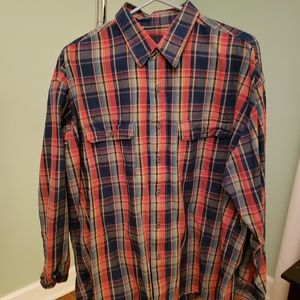 Wrangler button down